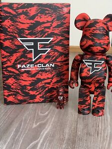Faze be@rbrick brought from stockX