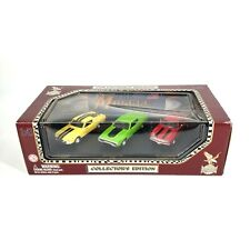 Road Legends Collectors Edition - The Muscle 1/43 Scale Shelby Camaro Plymouth