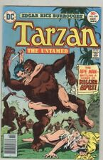 Tarzan #254 October 1976 VG+