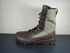 """SZ 9 Nike SFB Jungle 8"""" BROWN OLIVE GREEN 631372-222 TACTICAL BOOTS SPECIAL"""