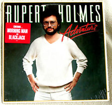 Rupert Holmes Adventure 1980 MCA Records # MCA-5129 POP ROCK Sealed LP