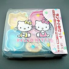 Sushi Rice Molds HELLO KITTY Sauce Cases Chocolate Sugar Templates JAPAN K05