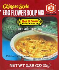 Kikkoman Egg Flower Hot & Sour Soup
