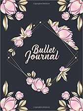 Bullet Journal: Dotted Notebook 150 Numbered Pages (6x8 inches) New Book