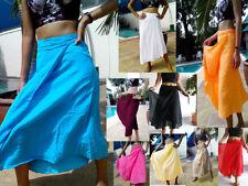 Peasant, Boho Unbranded Machine Washable Regular Skirts for Women