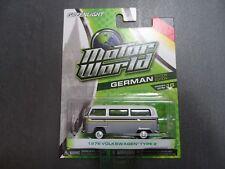 Greenlight 1976 Volkswagen Type 2 Bus / Campervan. Official VW Licensed Product