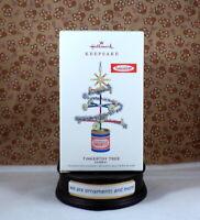 2019 Hallmark Tinkertoy Tree - Hasbro Christmas Ornament New