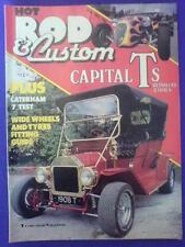 HOT ROD & CUSTOM - CATERHAM 7 TEST - July 1981
