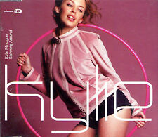 MAXI CD 4T + 1 VIDEO KYLIE MINOGUE SPINNING AROUND DE 2000 Enhanced CD TBE