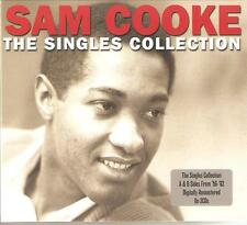 SAM COOKE THE SINGLES COLLECTION - 3 CD BOX SET