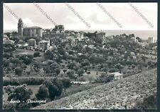Ancona Sirolo Foto FG cartolina D8869 SZA