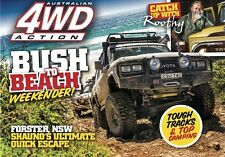 4WD Action DVD 201 - Bush to Beach Weekender! Forster NSW