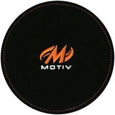 Motiv Bowling Black Leather Shammy Pad