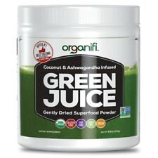Organifi Green Juice 30 Day Supply Sealed Jar. Exp 2022 FREE SHIPPING