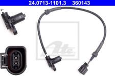 Sensor, Raddrehzahl für Bremsanlage Vorderachse ATE 24.0713-1101.3