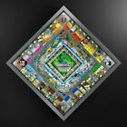 Charles Fazzino Hasbro 3D Monopoly Game Signed Silver Limited Edition BNIB