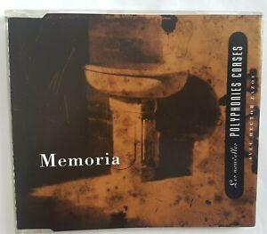 LES NOUVELLES POLYPHONIES CORSES : MEMORIA  ♦ CD-MAXI PROMO ♦ HECTOR ZAZOU