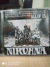 Nirvana-all of us CD NUOVO CELOPHANATO