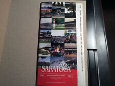 Saratoga Travers Stakes 8-24-2013 Unused Program - Mint