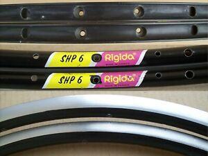 Jantes RIGDA SHP6 700C pneus
