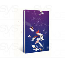 BTS GRAPHIC LYRICS Vol. 3 House Of Cards 40p + Tracking Number