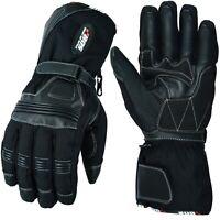 Paar Motorradhandschuhe Regen Winter Motorrad Handschuhe Wasserdichte M-XL