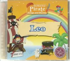 LEO - THE BEST EVER PIRATE SONGS & STORIES PERSONALISED CHILDREN'S CD