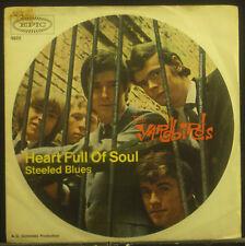 "7"" LES YARDBIRDS - heart full of soul / endurci blues"