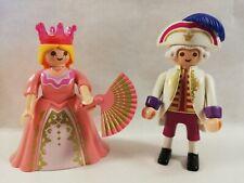 sympa couple princesse / roi 5242  Playmobil  ( château   ) 1585