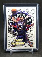 1997-98 Hoops Tracy McGrady RC, Rookie Card, Toronto Raptors