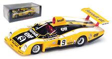 Spark S1555 Renault Alpine A 442 #9 Le Mans 1977 - Jabouille/Bell 1/43 Scale