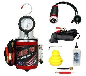 Redline Detection 95-0003/C Smoke Pro® Total Tech® Smoke Machine Kit