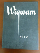 1950 WIGWAM, the Annual Yearbook of RPI, the Richmond Professional Institute