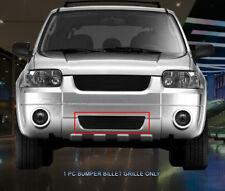 05-07 Ford Escape Black Billet Grille Grill Bumper Insert Fedar