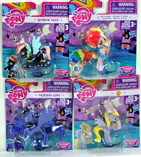 My Little Pony Nightmare Night Set PRINCESS LUNA DERPY HOOVES MAYOR MARE RAINBOW