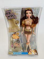 My Scene My Bling Bling Chelsea Doll New In Box
