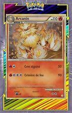 Arcanin Holo - HS01:HeartGold SoulSilver - 1/123 - Carte Pokemon Neuve Française
