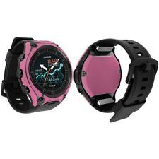 Skinomi Pink Carbon Fiber Skin & Screen Protector Smart Outdoor Watch WSD-F10