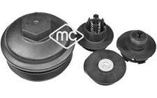 METALCAUCHO Cubierta- caja filtro de aceite Para VW GOLF FOX JETTA 03841