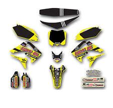 Pièces détachées de carrosserie et cadres jaunes pour motocyclette Honda