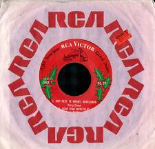 Harry Belafonte –The Radio City Music Hall Symphony Orchestra & Chorus, 45 rpm