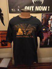 Vintage 80s Screen Stars Single Stitch Pennsylvania Bar T Shirt 50/50 Sz Xxl