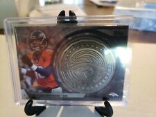New listing Peyton Manning 2014 Topps Kickoff Coin - Broncos