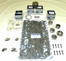 WSM Outboard Mercury 100 / 115 Hp 4 Cyl Rebuild Kit (Top Guided) 100-35-30