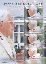 Palau - 2008 POPE BENEDICT XVI VISIT SHEET OF 4 STAMPS - MNH