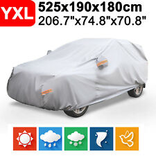 XL Size Full SUV Car Cover PEVA Waterproof For Q7 BMW X5 X6 M5 M6 Infiniti