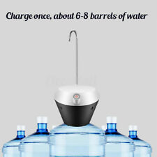 Portable USB Charging Electric Auto Water Pump Dispenser Drinking Gallon Bottle