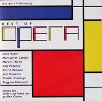 Best of Opera-Die schönsten Arien der großen Opern (1968-92) Janet Baker,.. [CD]