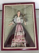 BRAND NEW NRFB MATTEL Barbie Doll Collectible Victorian with Cedric Bear