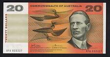New listing Australia R-404. (1972) 20 Dollars - Phillips/Wheeler. C of A. Ef